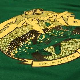 Kuszulki na wyprawę wędkarską do Norwegii