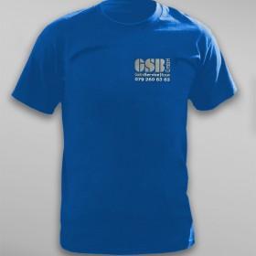 Koszulki z haftem dla Gastro Service Bozan