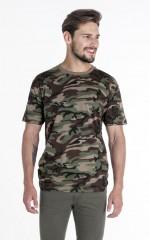 T-shirt Promostars Camo
