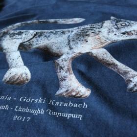 Koszulki na wyprawę do Armenii 2017