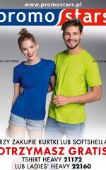Kurtka + T-shirt – regulamin promocji