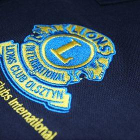 Koszulki Polo dla Lions Club
