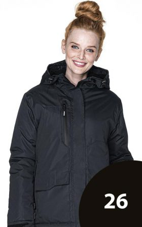 Jackets Crimson Cut Ladies' Lock