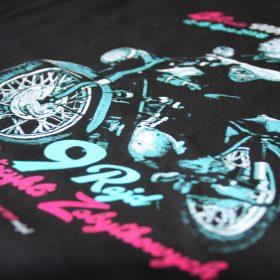 Koszulka na IX Rajd Motocykli Zabytkowych w Płocku