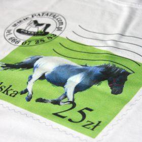 Koszulki i czapki dla Stadniny Patataj