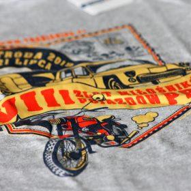 Koszulki na VIII Zlot Miłośników Pojazdów PRL