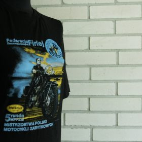 Koszulki na VII Mistrzostwa Polski Motocykli Zabytkowych Motozłaz