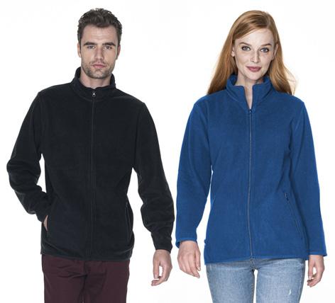 Jesienno-zimowa kolekcja odzieży roboczej i reklamowej Promostars