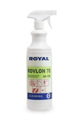 Płyn do dezynfekcji rąk ROVLON 70