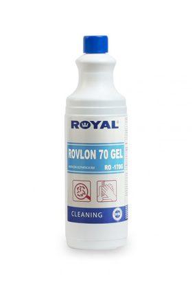Żel do dezynfekcji rąk ROVLON 70 GEL