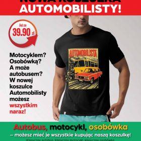 Koszulki Automobilisty